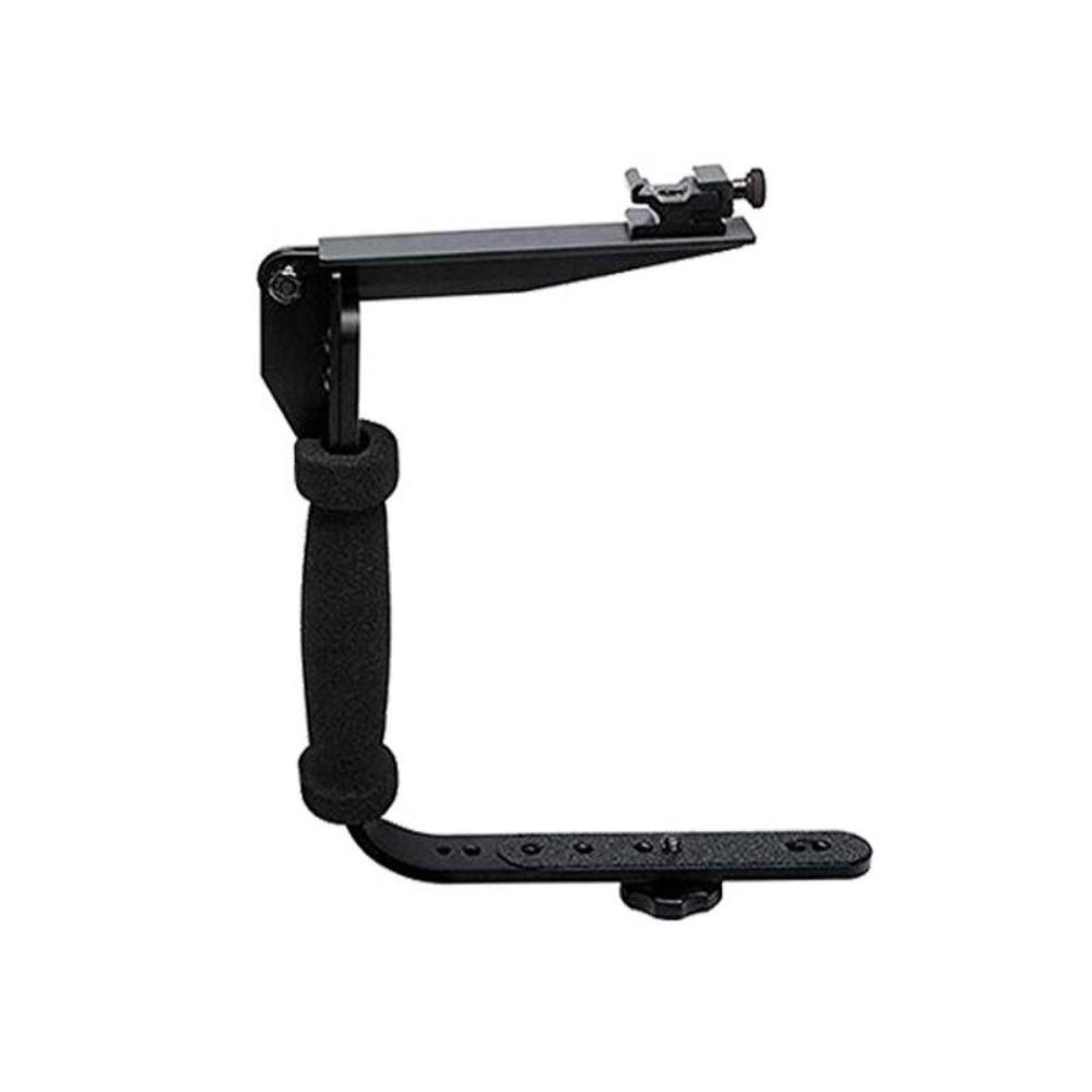 3pc Cleaning Kit 36 LED Photo /& Video Light Flash Bracket Case