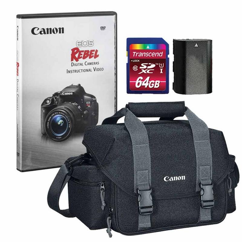 Details about Canon 300DG Digital Gadget Bag with Accessories for Canon EOS  70D and 80D