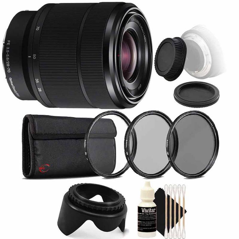 Bower VFK55C 55mm 3-Piece Digital Filter Kit