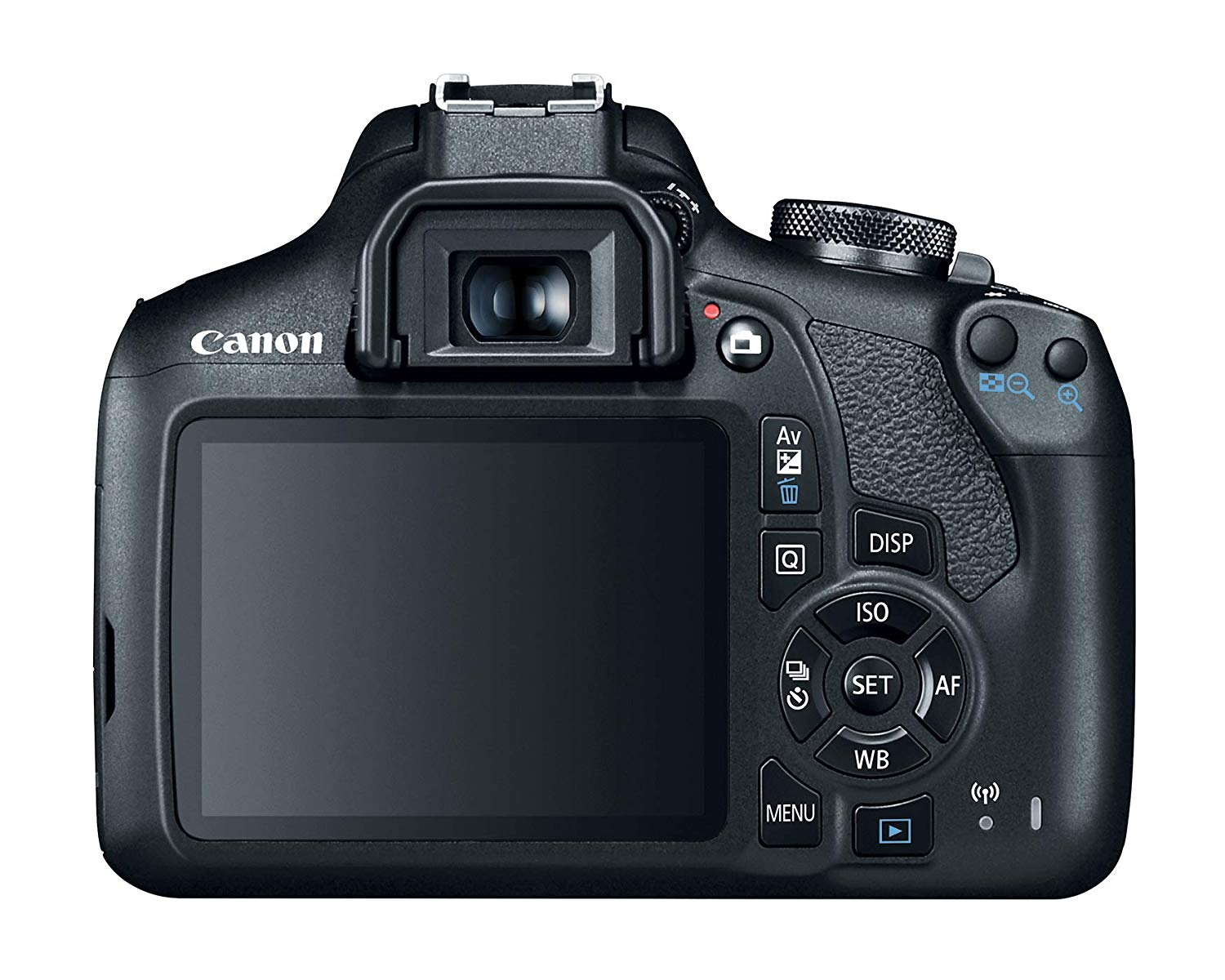 Details About Canon Eos Rebel T7 24 1mp Digital Slr Camera With Ef S 18 55 Is Ii Lens